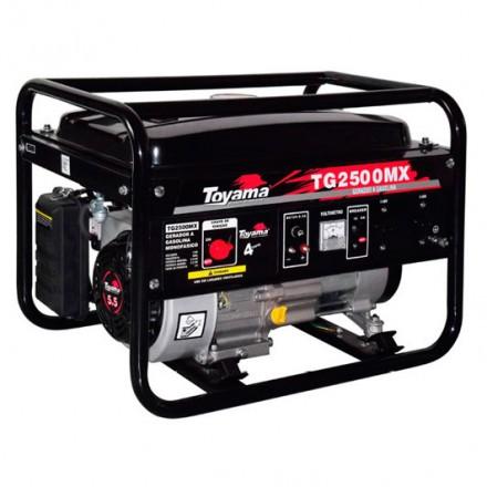 Generador TG2500CX1J-A GASOLINA TOYAMA
